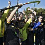 Hockey+ en Grabriel Arias (Jolaseta)
